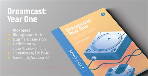 Dreamcast Year One The Unofficial Book Main
