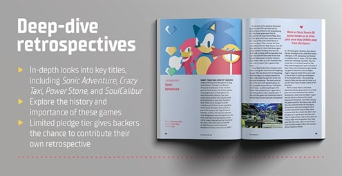 Dreamcast Year One The Unofficial Book Retrospectives