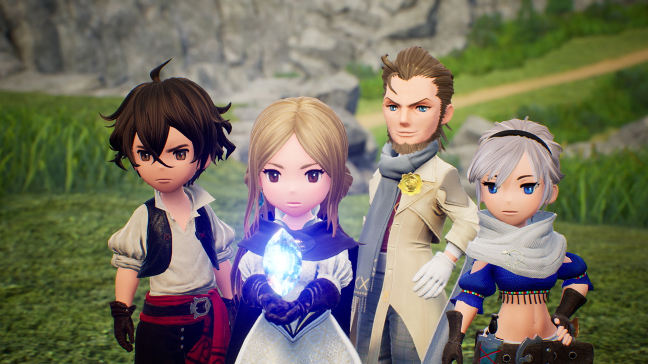 A trailer revealed that a new entry in SQUARE ENIX's Bravely series, Bravely Default II, is coming to Nintendo Switch in 2020.