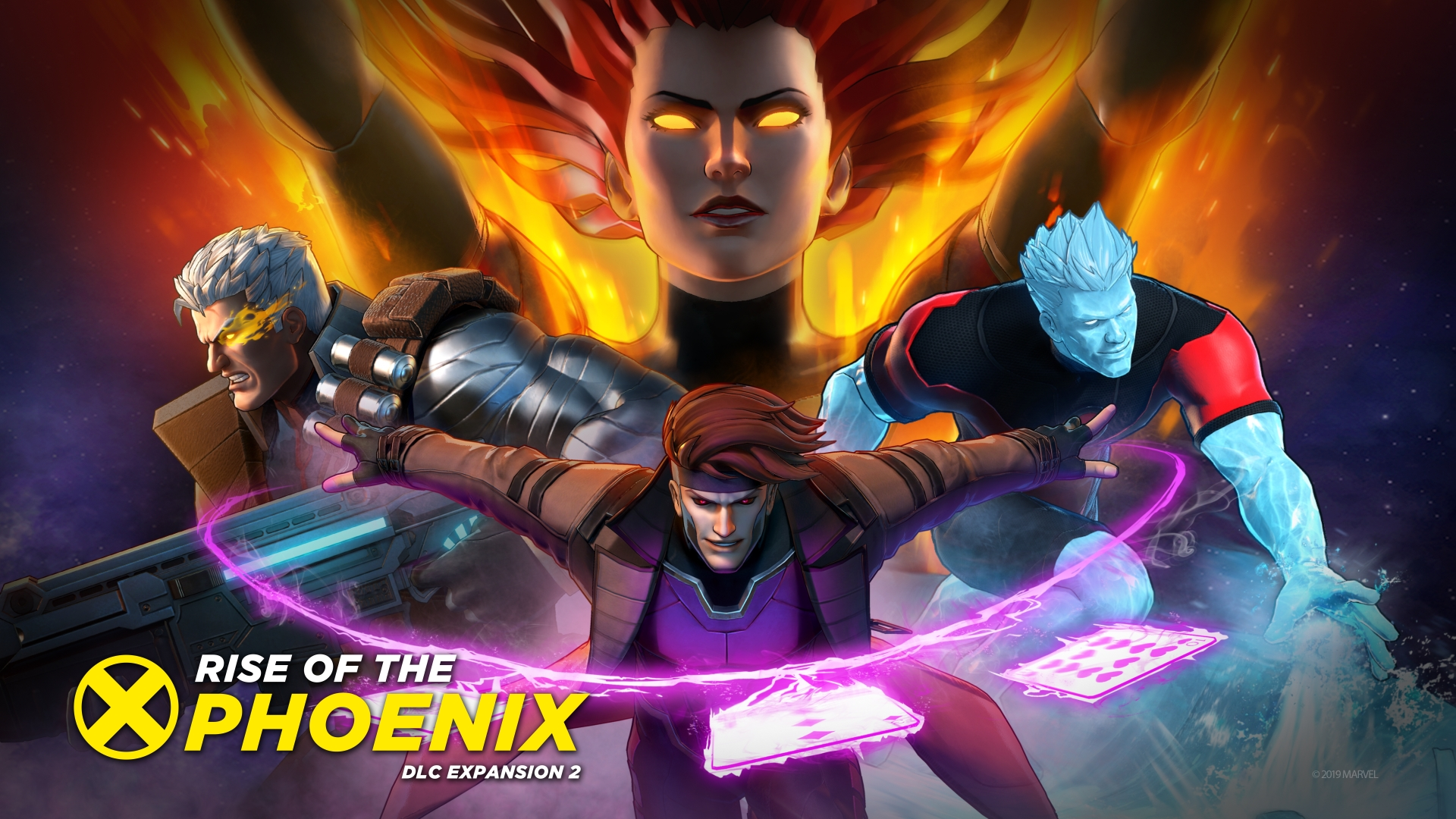 Several new details about the upcoming MARVEL ULTIMATE ALLIANCE 3: The Black Order DLC Pack 2 – X-Men: Rise of the Phoenix content were unleashed in a new trailer.