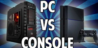 pc vs console nextgen