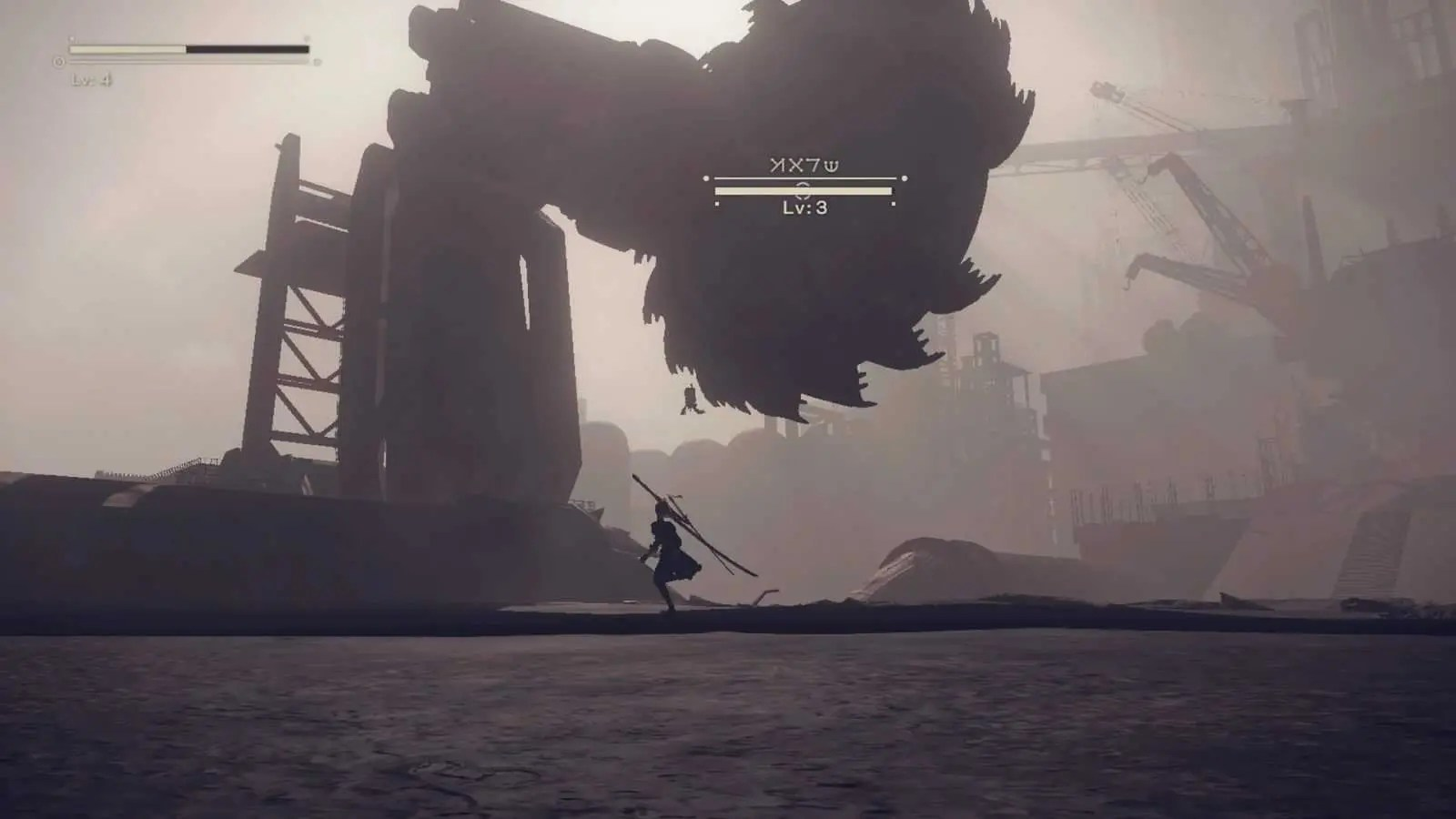 Nier Automata, disponibile la demo. Svelate le armi crossover