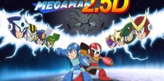 Megaman 2.5D