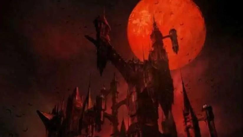 Castlevania: il trailer della serie animata Netflix