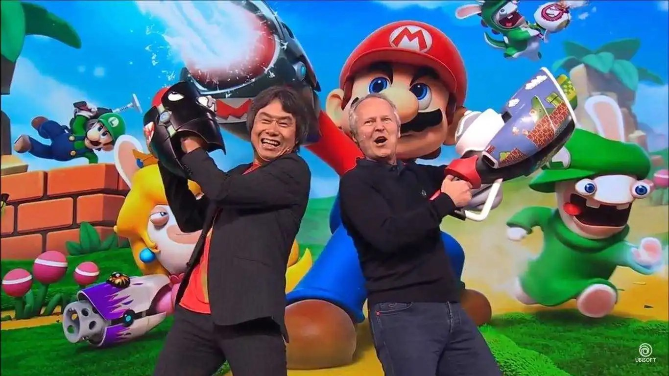[E3 2017] Ubisoft. Presentato Mario+Rabbids: Kingdom Battle
