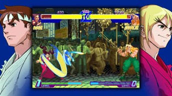 Street Fighter 30th Anniversary 15