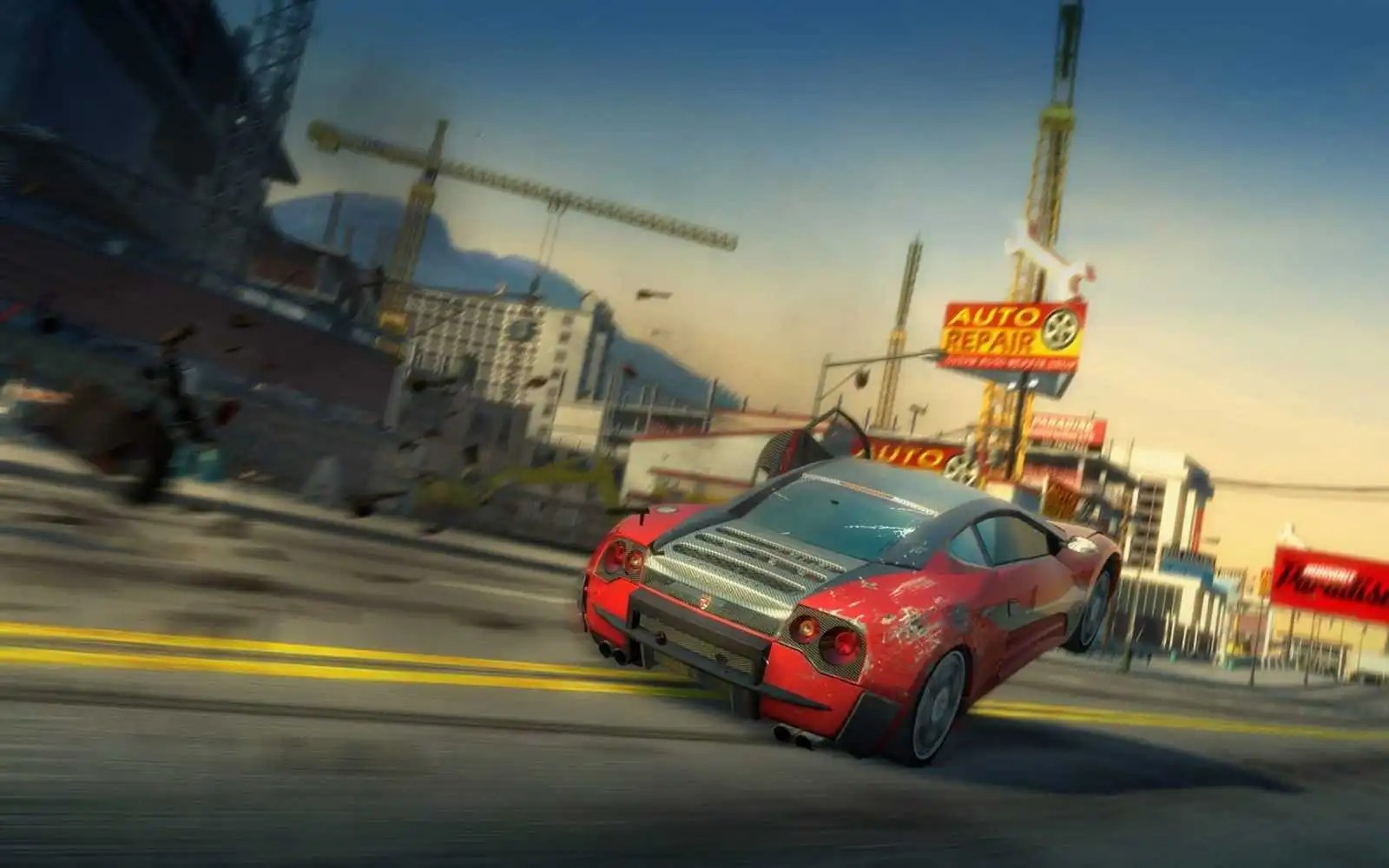 Burnout Paradise, la remastered HD in arrivo su PlayStation 4 in Giappone