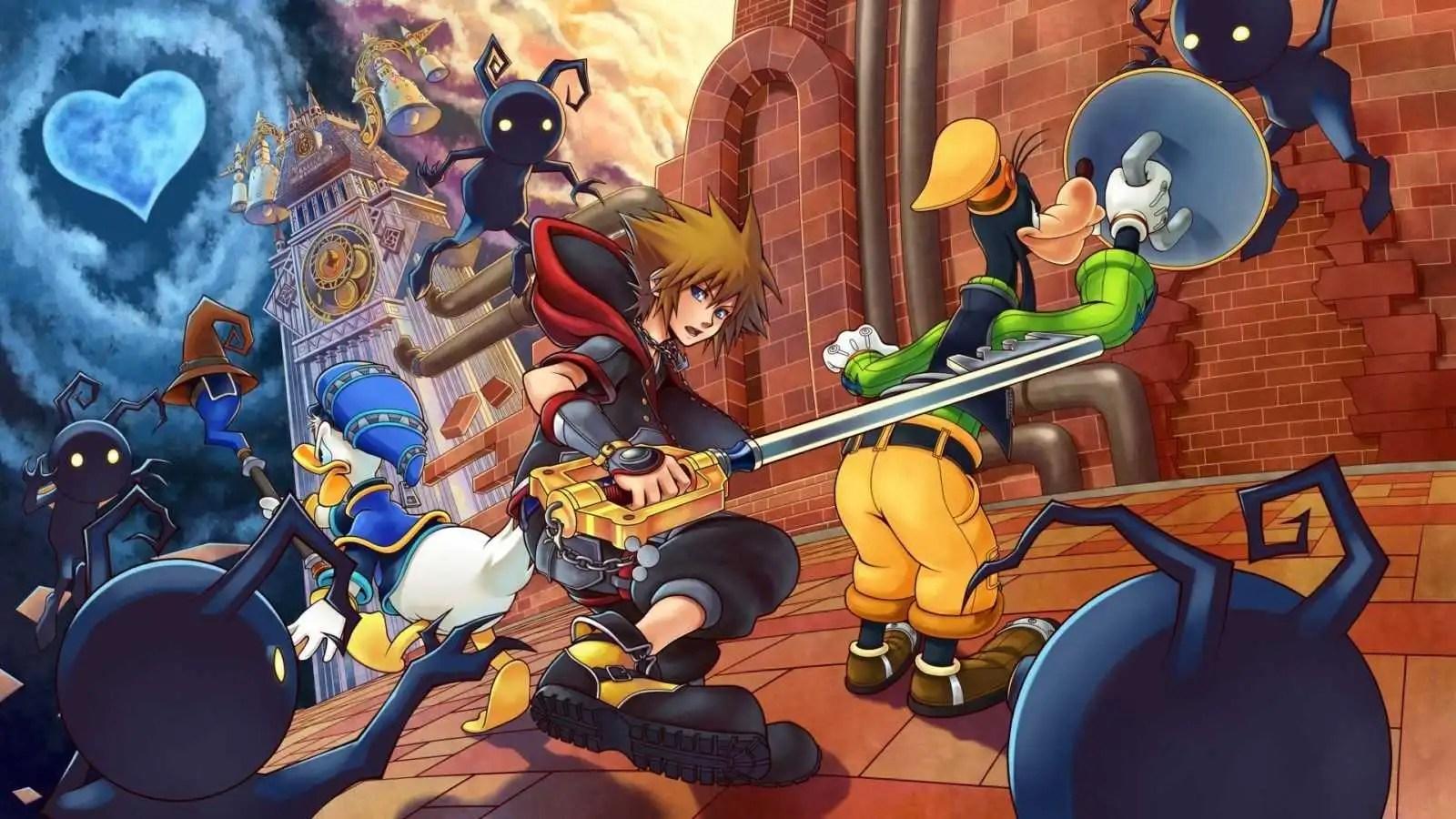 Kingdom Hearts III : rilasciato il nuovo trailer al D23 Japan Expo