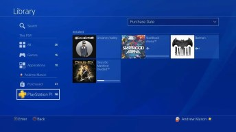 PlayStation 4 Firmware 5.50 6