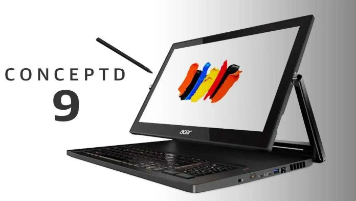 Acer ConceptD 9 Pro 5