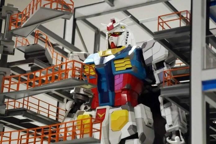 Gundam Factory Yokohama 3