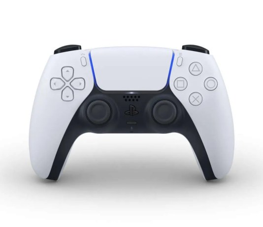 DualSense PlayStation 5 controller PS5 immagine fronte