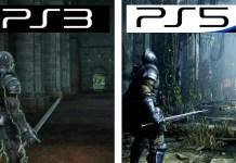 Demon's Souls Remake comparison
