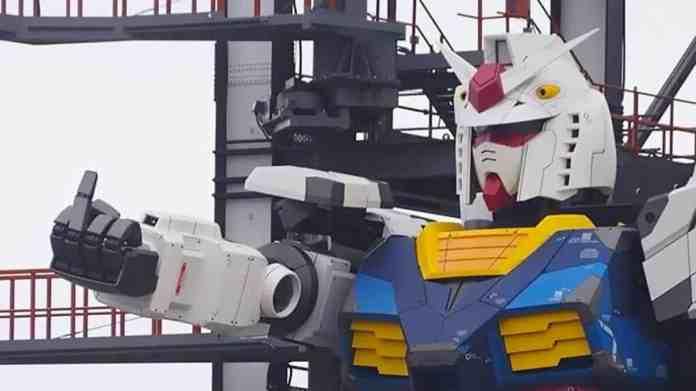 Gundam RX-78 Yokohama 7