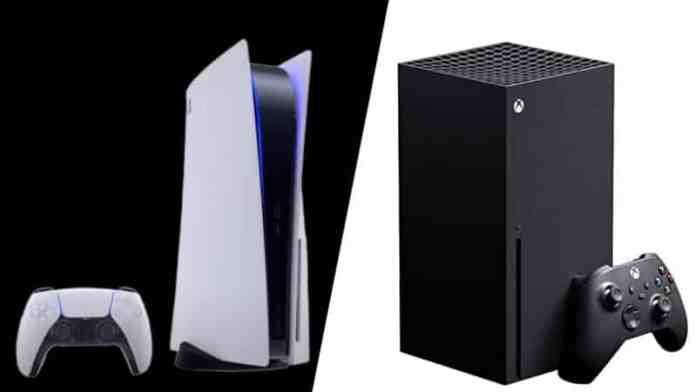playstation 5 xbox series x sony microsoft console war next-gen