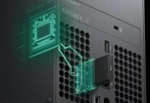 Xbox Series X slot memoria