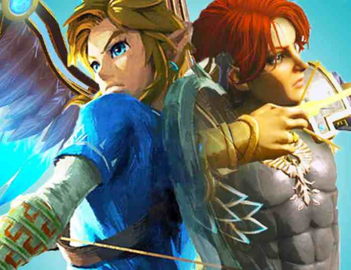 immortals feyx rising the legend of zelda breath of the wilde ubisoft nintendo action adventure open world
