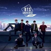 Pré-registro de BTS Universe Story está disponível!