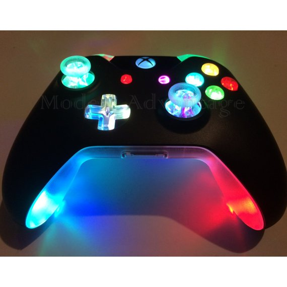 10 Awesome Xbox One Modded Controllers For Sale By
