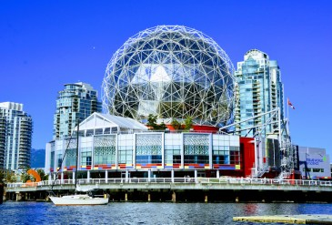 Talk: Science World Museum- Vancouver