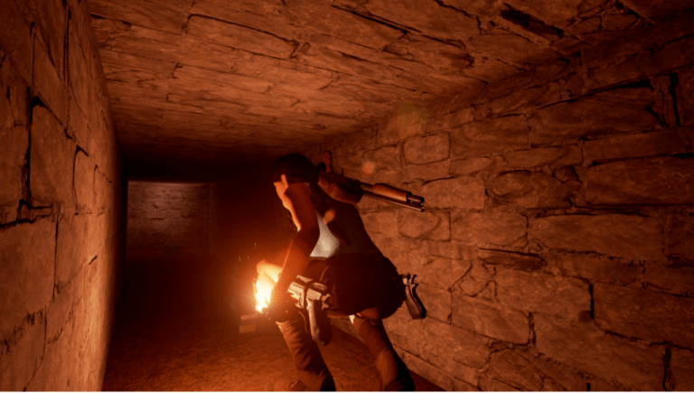 Tomb Raider 2 Remake In Unreal Engine 4 Getting Developed
