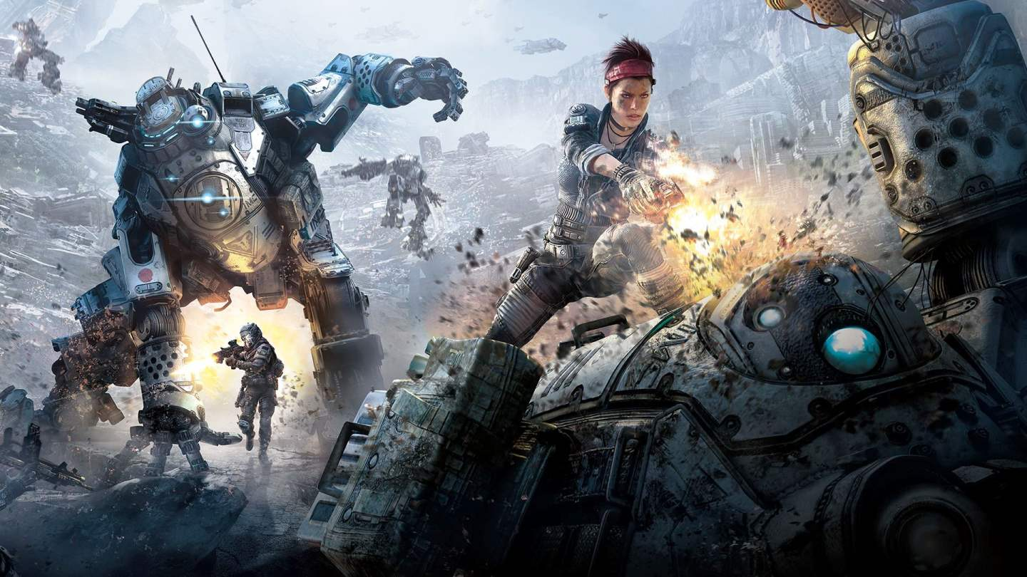 Image result for Titanfall 2 1920x1080 gameplay screenshot