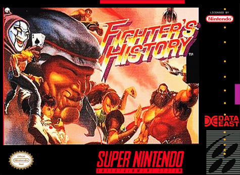Fighter S History For The Snes Review Gametrog