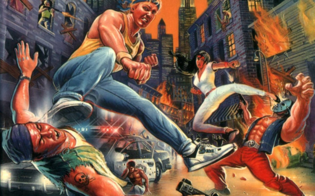 Streets of Rage for the SEGA Genesis – Review