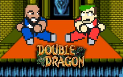 Double Dragon – Combo Review: Arcade VS. NES