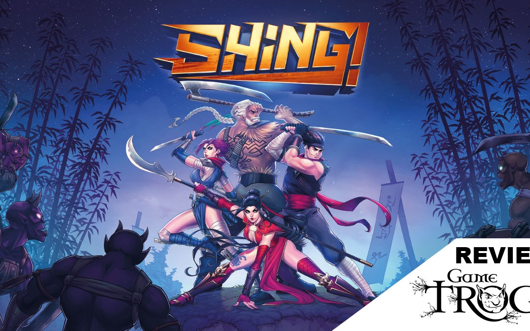 SHING! for the Nintendo Switch and PS4 – Review