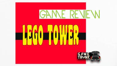 Picture of Lego Tower game review article