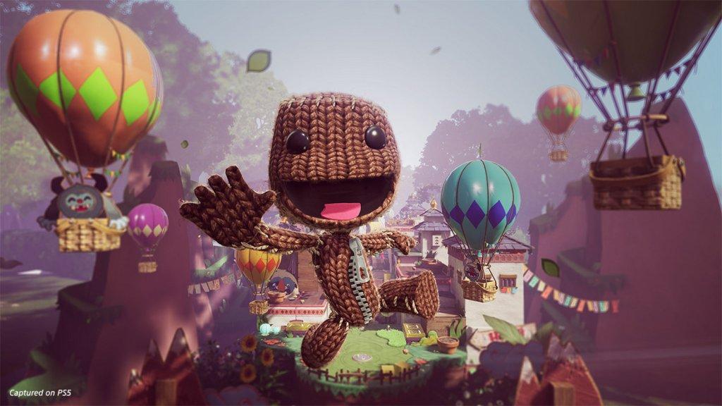 Sackboy: A Big Adventure   Top PS5 Games in 2021