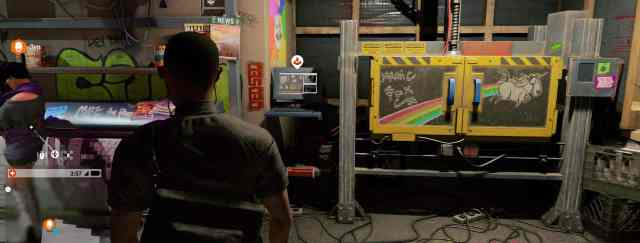 Hackerspace 3D Printer In Watch Dogs 2