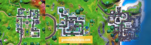 Talk To Soccer character Fortnite Location