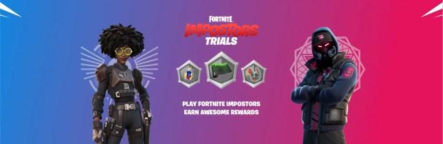 Fortnite Impostors Trials