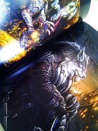 Artbook tout l'art de Blizzard (3)