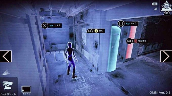 操作が複雑化し、コントローラーのボタンをフル活用できるようになった据え置き版。