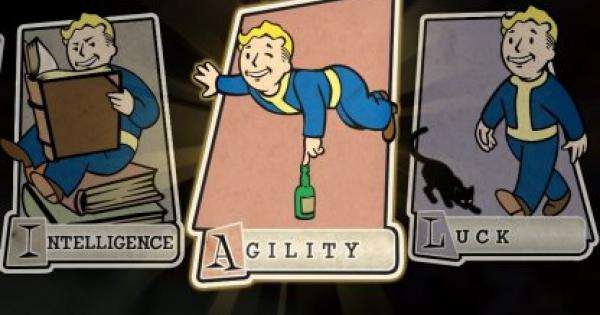 Fallout 76 Agility Perk Card List Stats Amp Tips