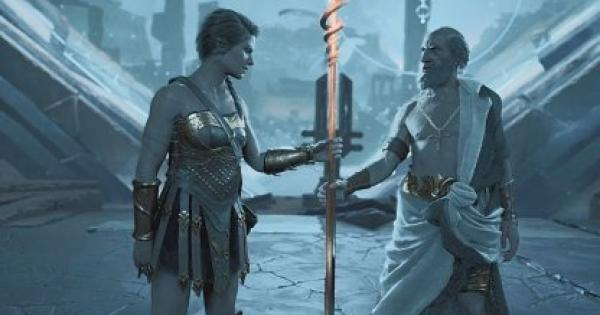 How To Get The Atlantis Ending Assassin S Creed Odyssey Gamewith