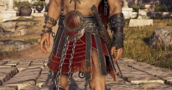 Spartan Renegade Set How To Get Armor Stats Assassin S Creed Odyssey Gamewith