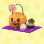 Spooky candy set