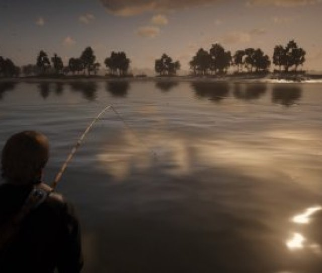 Red Dead Redemption  How To Fish