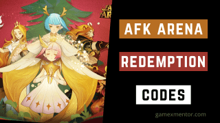 afk arena redemption codes