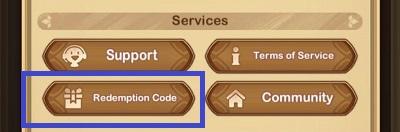 redemption codes