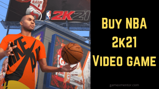 Buy NBA 2k21 Video game