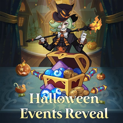 halloween event reveals