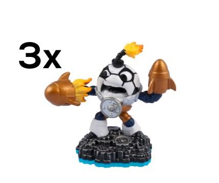 3x gibt es einen Kickoff Countdown Skylander zu gewinnen