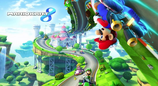 Mario Kart 8 Artikelbild
