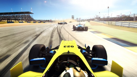 Packende Rennaction steht in GRID Autosport an der Tagesordnung!