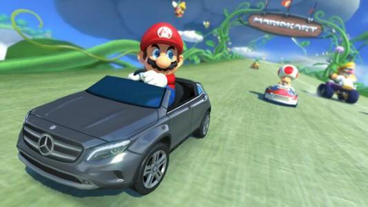 Mario Kart Twitter